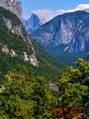 Mariposa cottage photo - recent shot taken back toward half dome coming down hwy 120