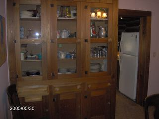 Honor cabin photo - Dining Room Cabinet