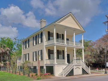 Beaufort house rental - The Sarah Gibbes Barnwell House - or the Cousin Sally Jack House!