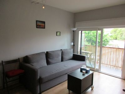 fully equipped studio near transport, hospital and tourist center