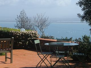 Porto Santo Stefano villa photo - Sea view