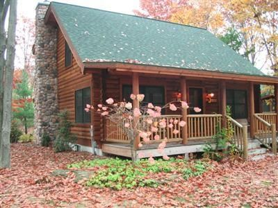 The Sugar Shack - Luxury 4BD 2BA genuine log home ~1.7mi from downtown Saugatuck