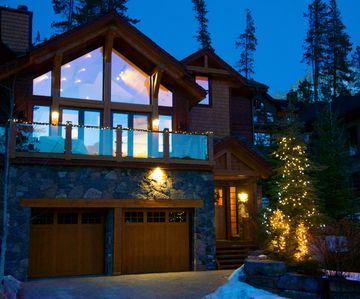 Executive 4 Bedroom Mountain Retreat