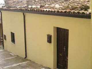 Avellino house photo - The House is Located in the Medieval Borgo Section of Calitri