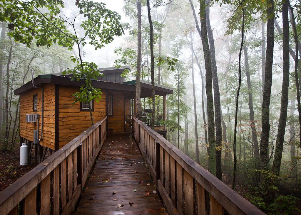 East Coast vacation ideas should include this Vermont treehouse