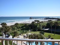 ** Best View In Cocoa Beach - Direct Oceanfront PENTHOUSE ** Next to Pier!