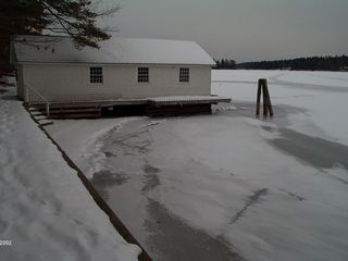 Center Harbor cottage photo - Sorry, not open in winter! Our pipes would freeze!
