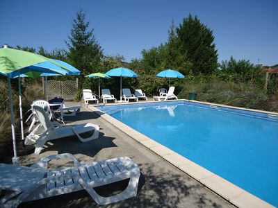 Charming House, Great for families, Large Pool Near Mirepoix