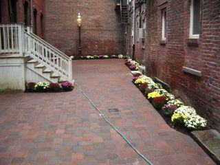 Boston condo photo - Quiet and Secluded North Bennet Courtyard