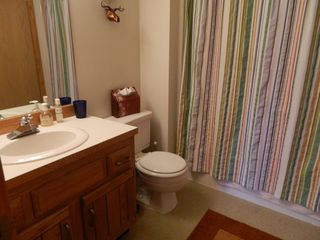 Carrabassett Valley condo photo - Upper unit: First bathroom