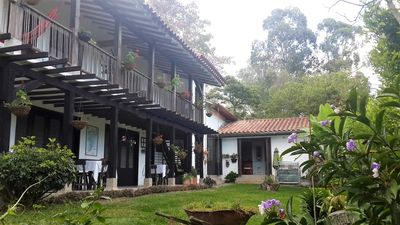 Beautiful house in Quindio for up to 15
