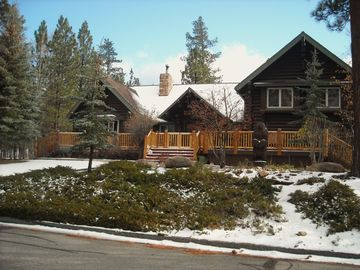 Big Bear Lake cabin rental - Welcome to Heavenly Valley Lodge 1/2 mile to Snow Summit - Estate area