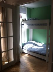 South Amsterdam apartment photo - { Bunk bed each mattress 200x90cm }