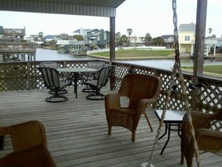 Sea Isle house photo - Upstairs deck