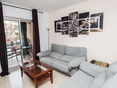 FANTASTIC FLAT FOR 8 PEOPLE IN CORDOBA