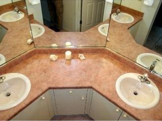 Bradenton condo photo - Double sinks in master bath