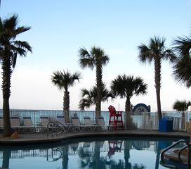 Splash Resort condo photo - There's fun for everyone at any of the beach-front pools.