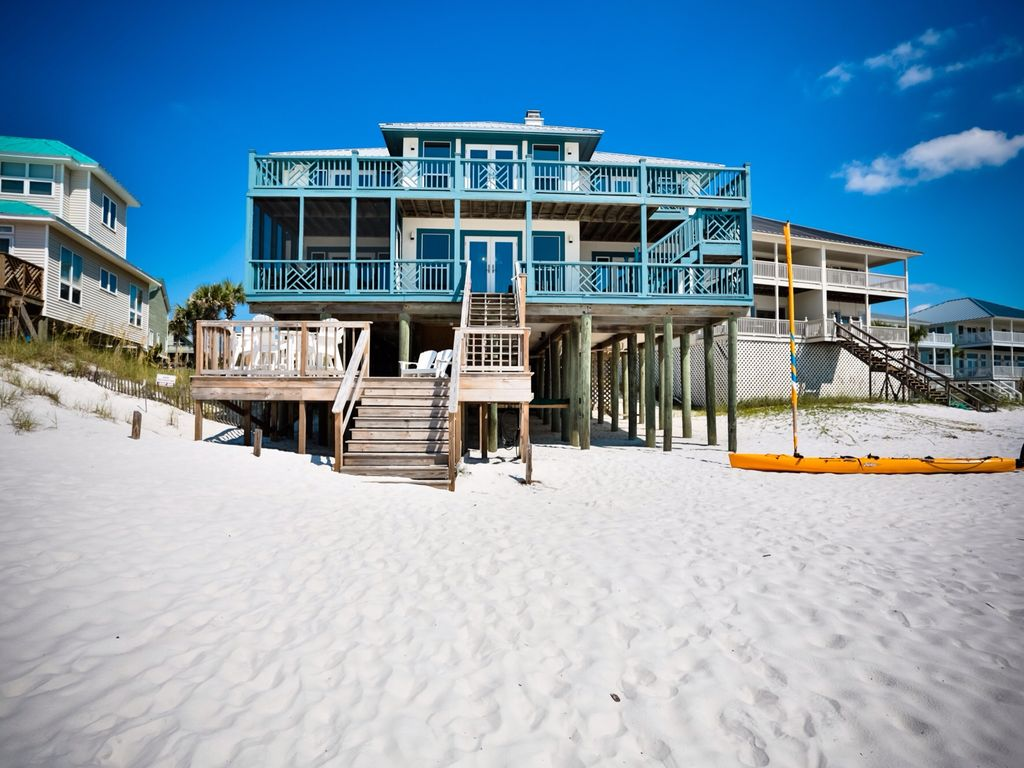 Florida Beach House Rental For Wedding