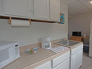 Keauhou studio photo - kitchenette