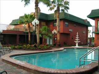 Redington Beach condo photo - Enjoy our lovely Pool/Courtyard