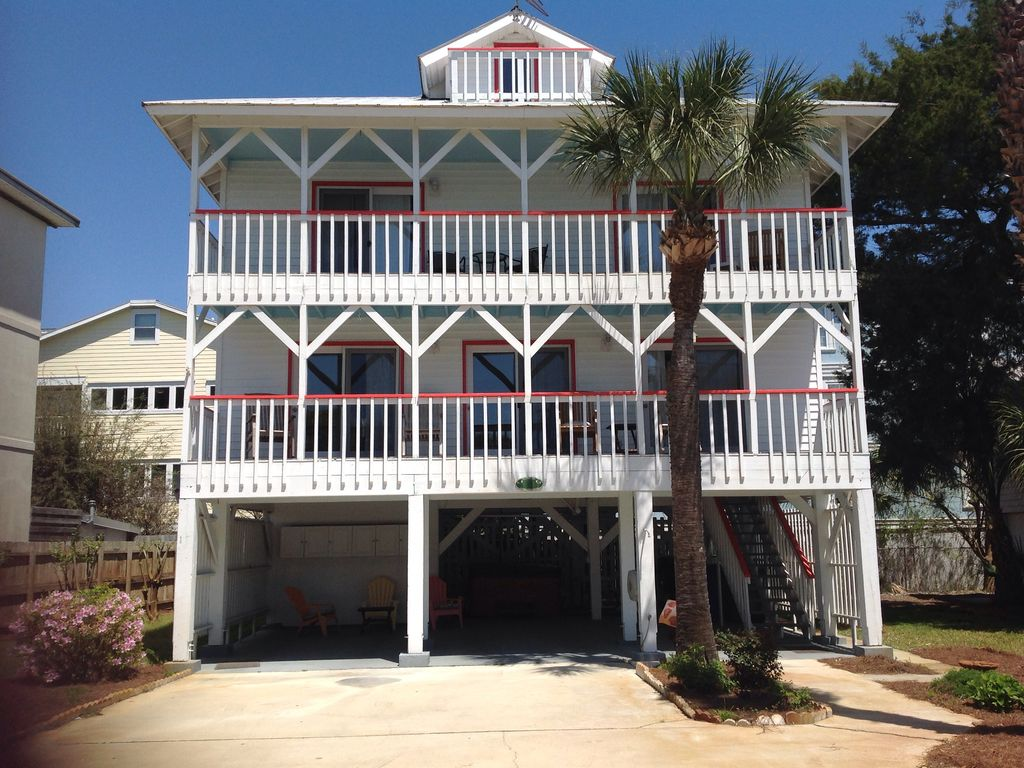 oceanview pet friendly tybee vacation rental vrbo
