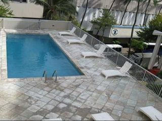 Waikiki condo photo - Large Pool Deck to soak up the sun...or just relax