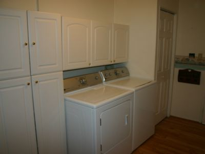 Sun Lakes house rental - Laundry