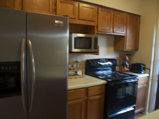 Clear Lake City townhome photo - .Kitchen