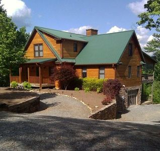 Ellijay cabin rental - Windows on the World. 6 Bedrooms, 3 1/2 Baths, hot tub, pool table