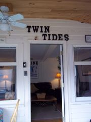 Old Orchard Beach house photo - Welcome to Twin Tides!