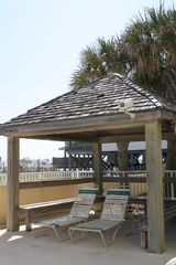 Gulf Shores condo photo - Poolside Gazebo
