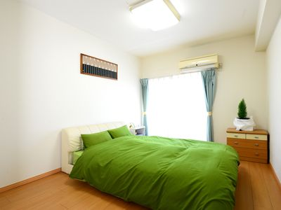 Big and Bright 2BR, 5 Min from Shinjuku Station.