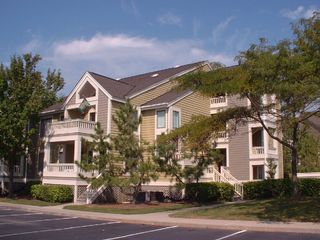 Vacation Homes in Ocean City condo photo - Exterior Front View
