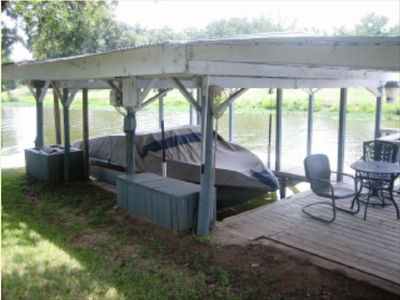 Boat Lift and Jetski Lift Available