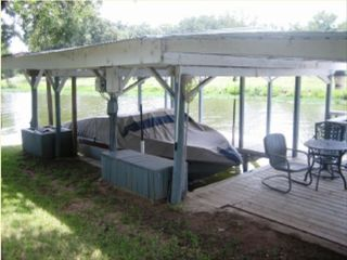 Granite Shoals house photo - Boat Lift and Jetski Lift Available