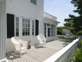 Wildwood Crest estate photo - Private Places to Sit, Read and People Watch
