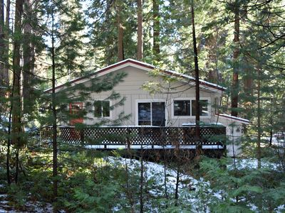 LAKEMONT PINES Rim Trail Cabin in ARNOLD - *DOG FRIENDLY* - Modern Decor