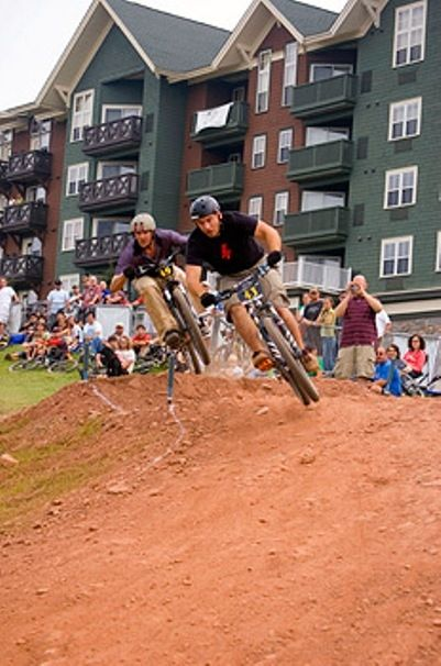 Summer Mountain Bike Races