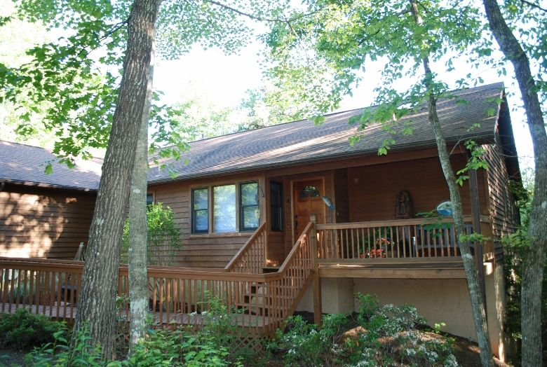 Catawba Cabin,Resort Amenities,Pets stay FREE,Fenced Yard,WiFi