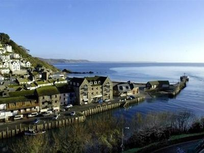 Harbourside sea view, Cornwall: Stunning views, luxury central ...
