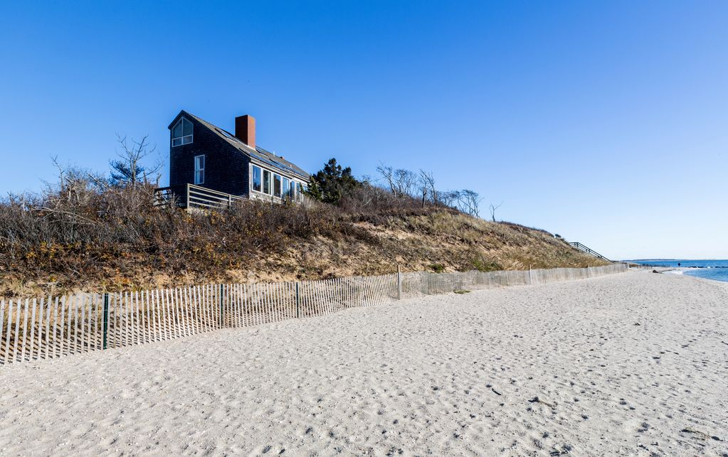 Nantucket Sound Waterfront Home - Chatham... - HomeAway ...