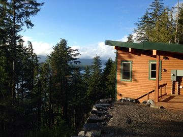 Ketchikan house rental - The Captain's View Vacation Rental