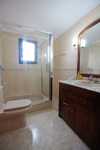 Playa Blanca villa rental - Shower room