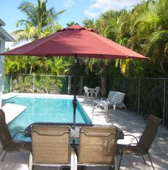 Fort Myers Beach house photo - Private 46' Pool