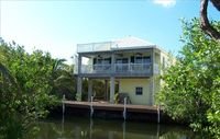Gorgeous Canal Front Home! Come stay at 'Casa Key Ramrod' DECEMBER 2017 open!