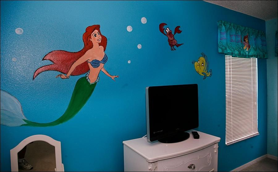 Little Marmaid Suite