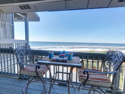 Book Now For Spring~ Gorgeous Ocean View/Sunsets~No Crowds On Our Private Beach