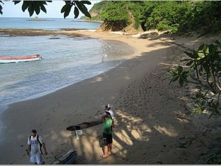 San Juan del Sur villa photo - Private Beach