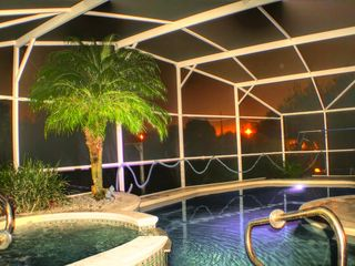 Sunridge Woods villa photo - Fantastic nights, sunset in your backyard.