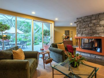 """Carmel house rental - Welcome to """"Lilli's House""""! Historic Carmel Home with a Celebrity Clientele. Comfortable and Spacious!"""